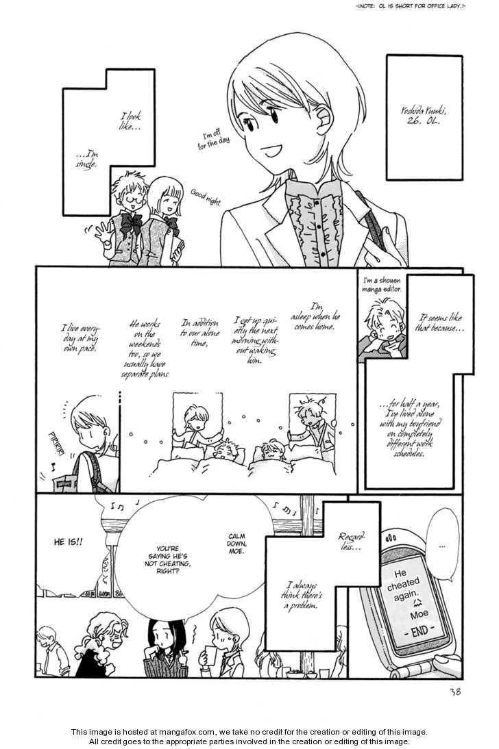 Ohitorisama Monogatari 3 Page 3