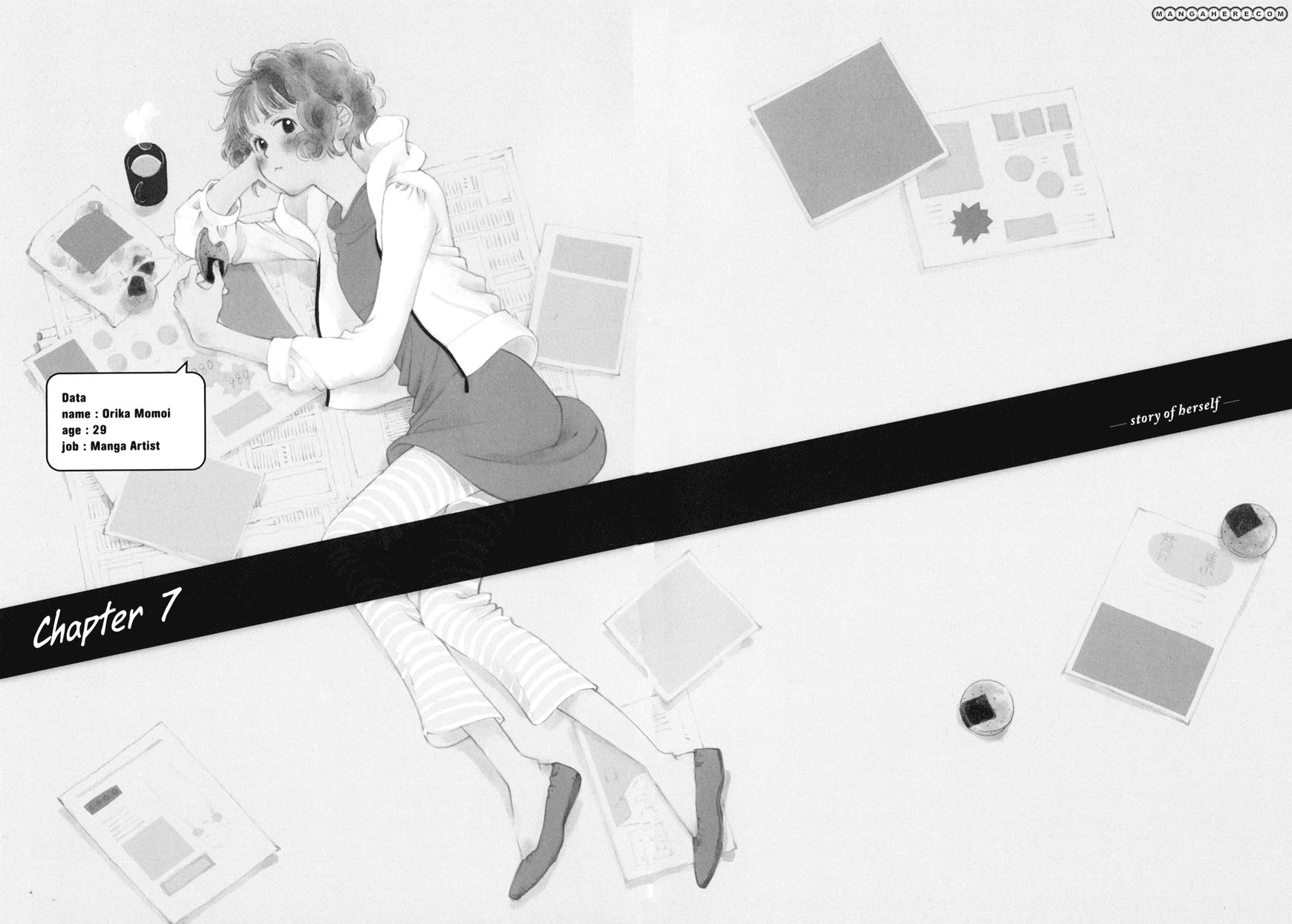Ohitorisama Monogatari 7 Page 2