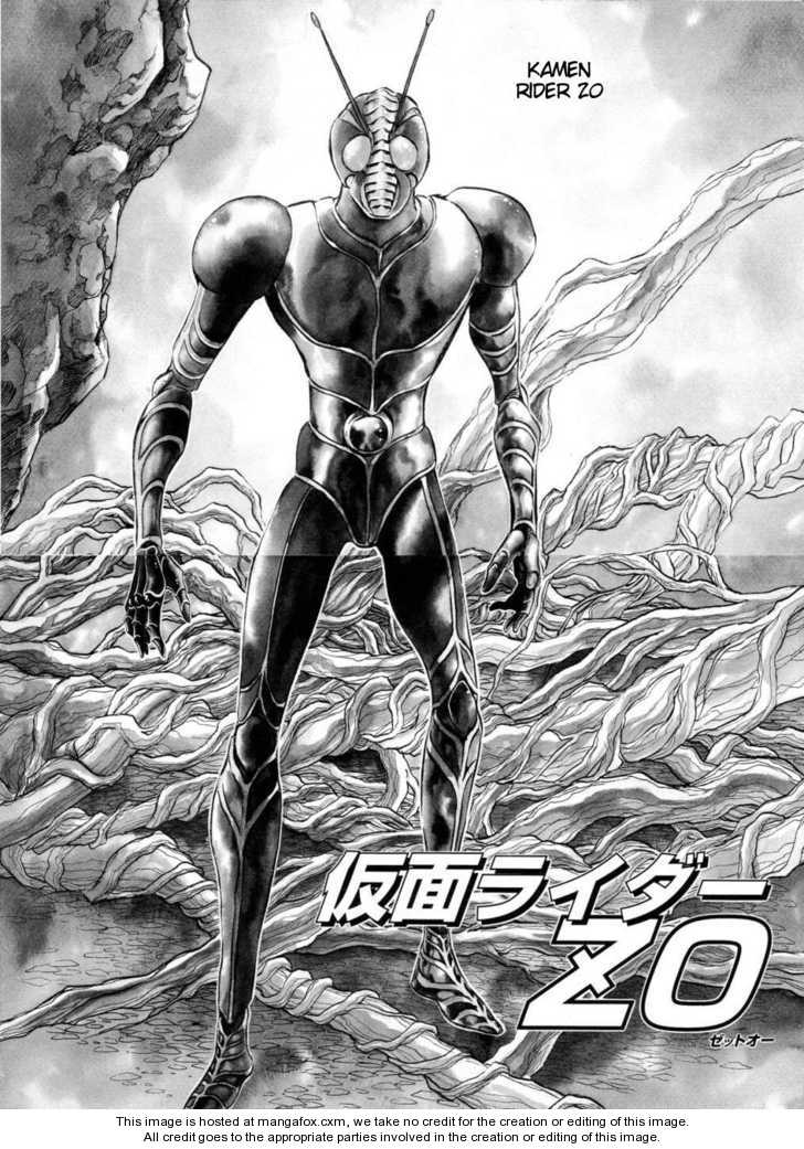 Kamen Rider ZO 2 Page 2