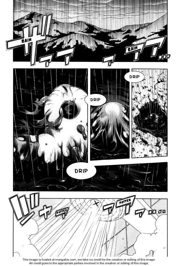 Senki Senki Momotama 4 Page 1