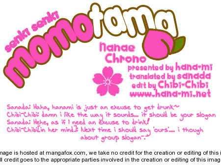 Senki Senki Momotama 5 Page 1