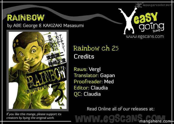 Rainbow 25 Page 1