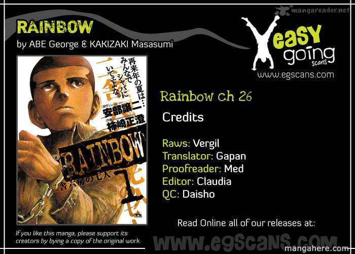 Rainbow 26 Page 1