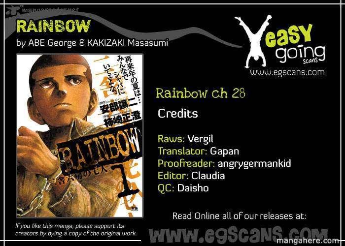 Rainbow 28 Page 1