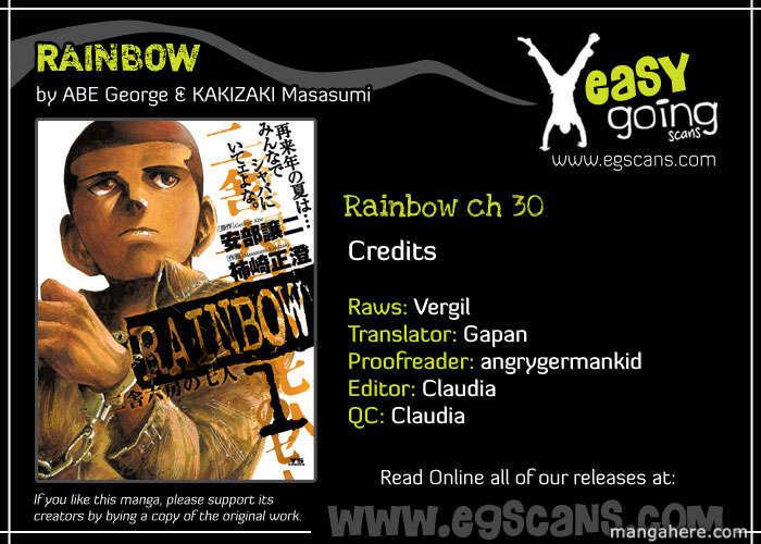 Rainbow 30 Page 1