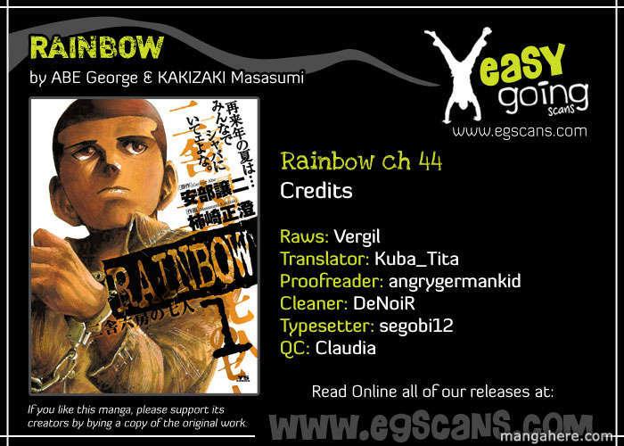 Rainbow 44 Page 1