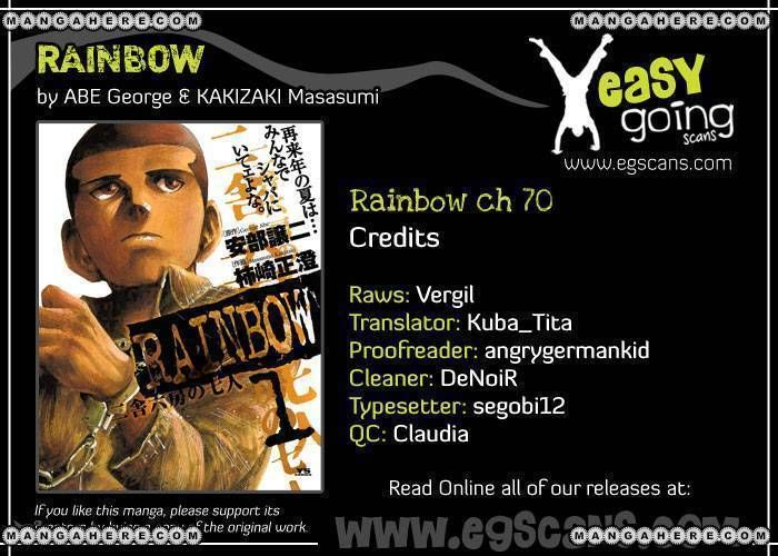 Rainbow 70 Page 1