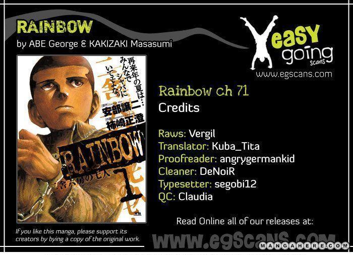 Rainbow 71 Page 1