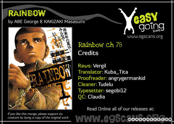 Rainbow 78 Page 1
