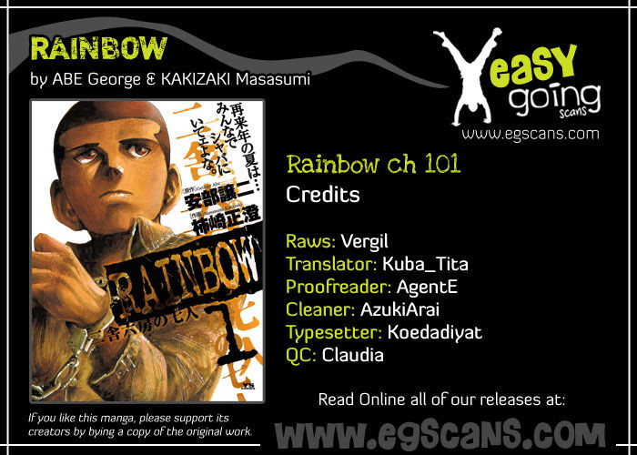 Rainbow 101 Page 1