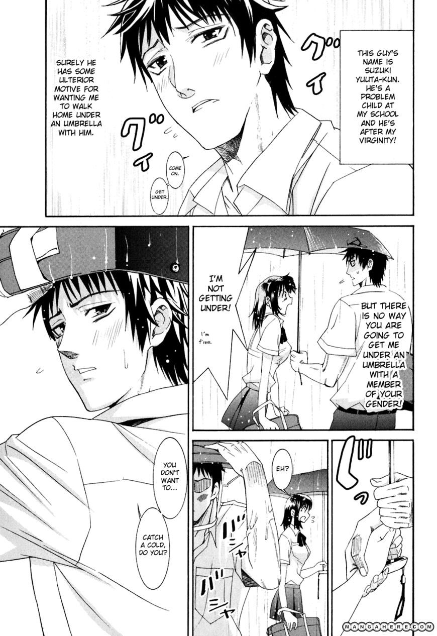 Bousou Shojo 8 Page 3