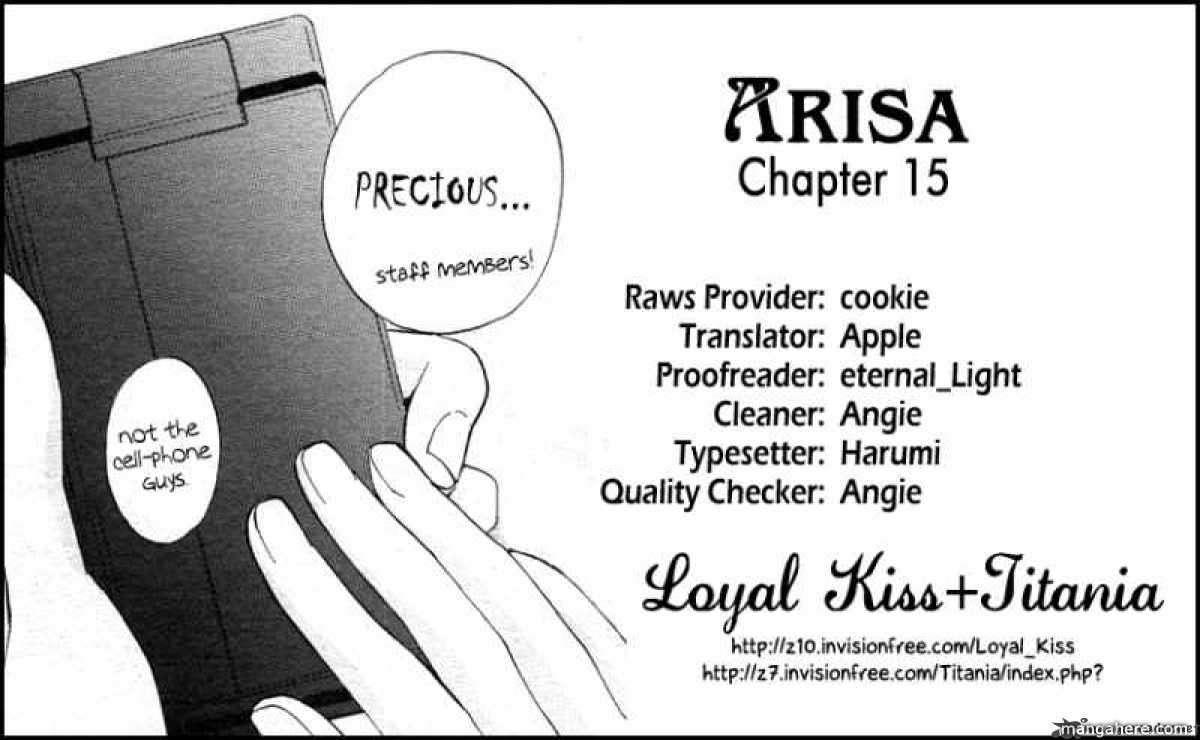 Arisa 15 Page 2