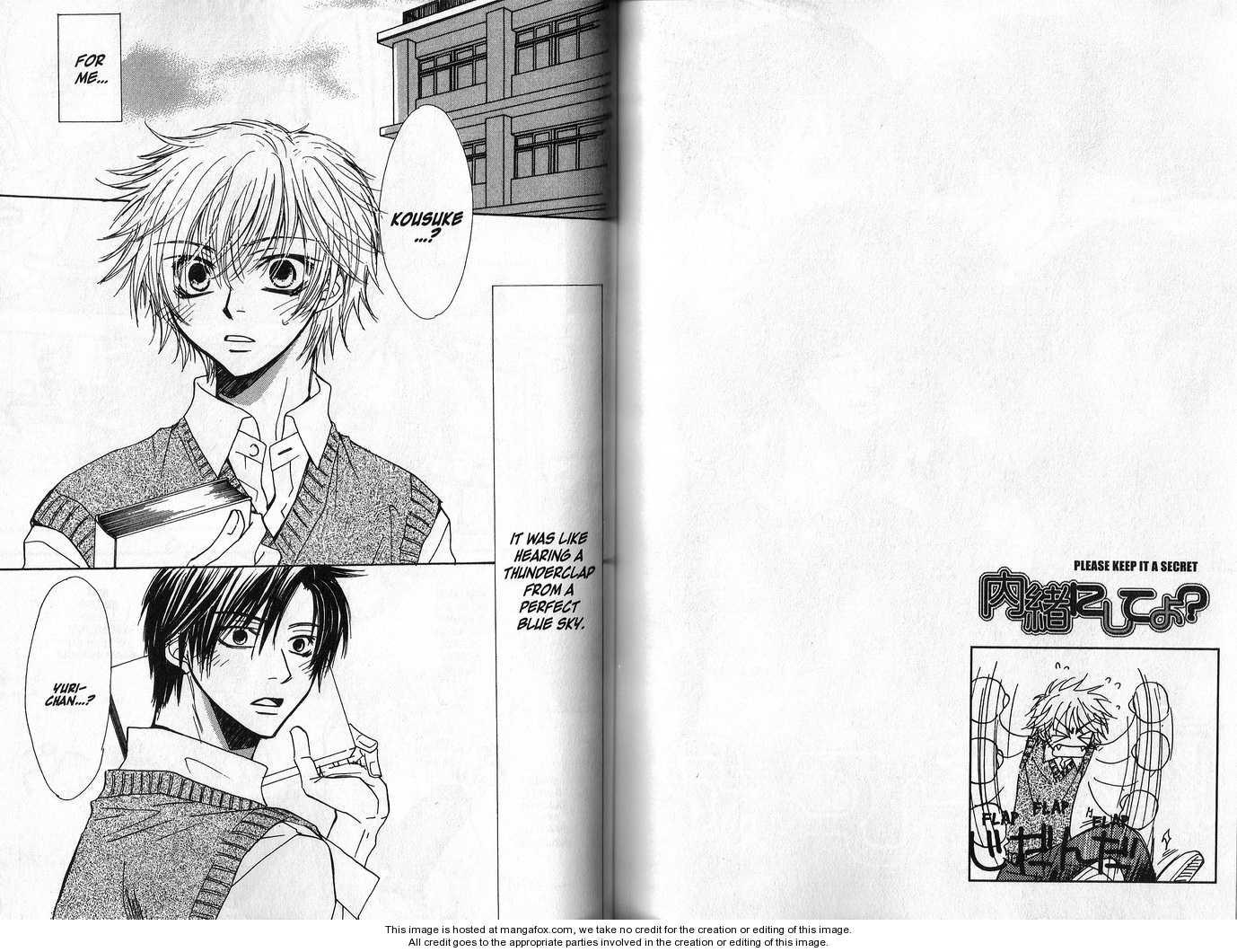 Ijiwaru na Aitsu 4 Page 2