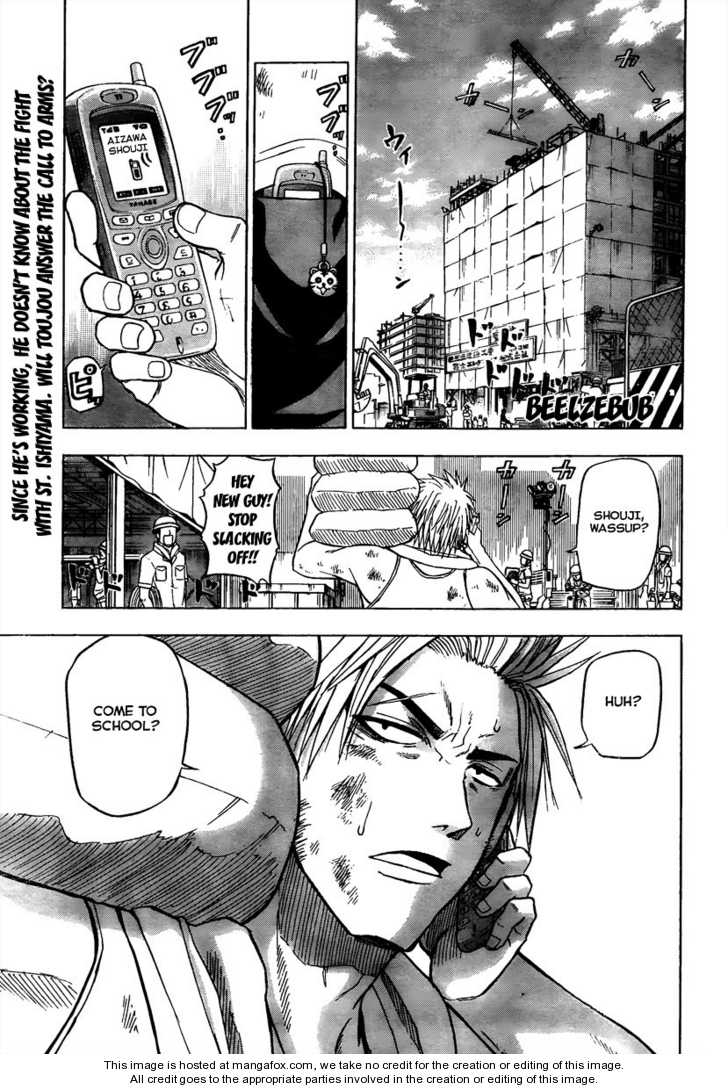 Beelzebub 58 Page 1