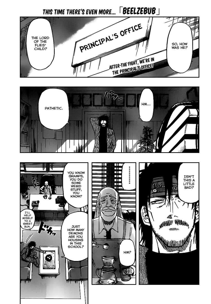 Beelzebub 80 Page 1