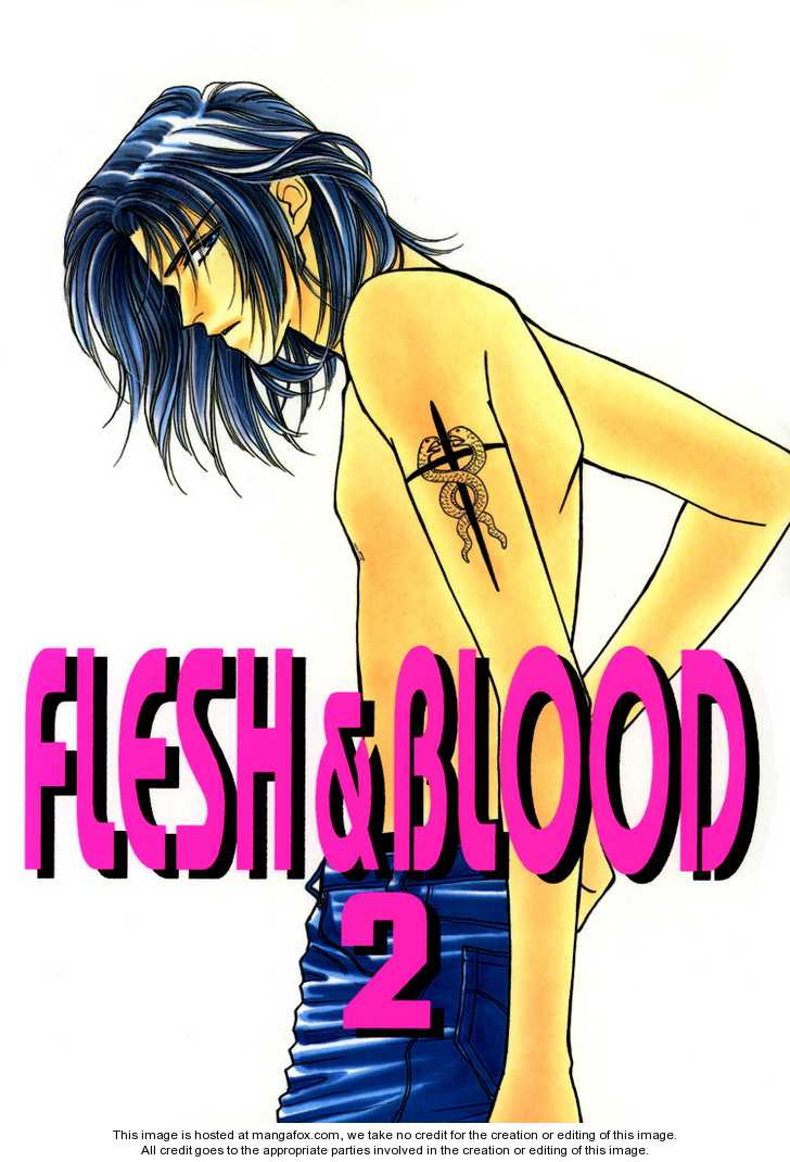Flesh & Blood 0 Page 1