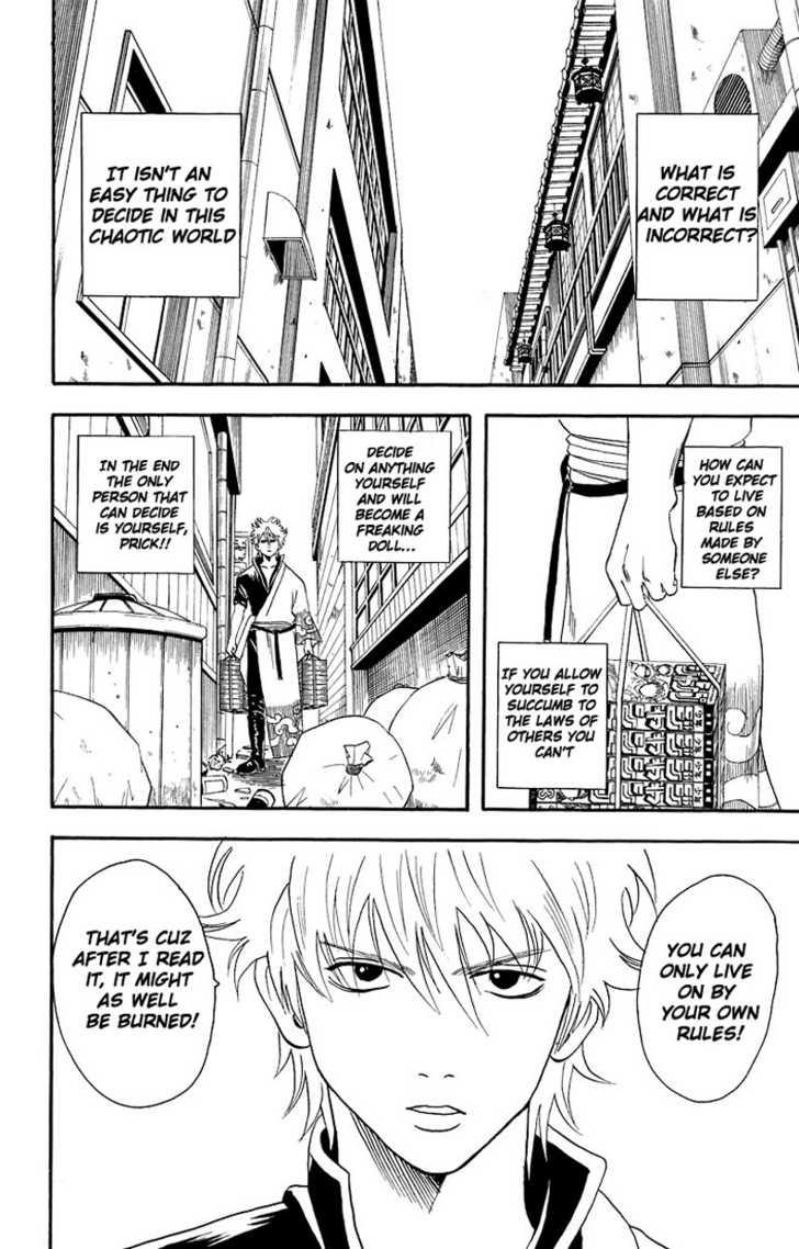 Gintama 21 Page 3