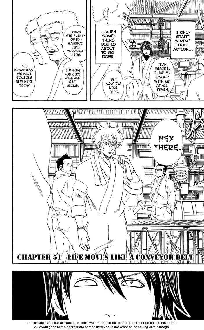 Gintama 51 Page 3