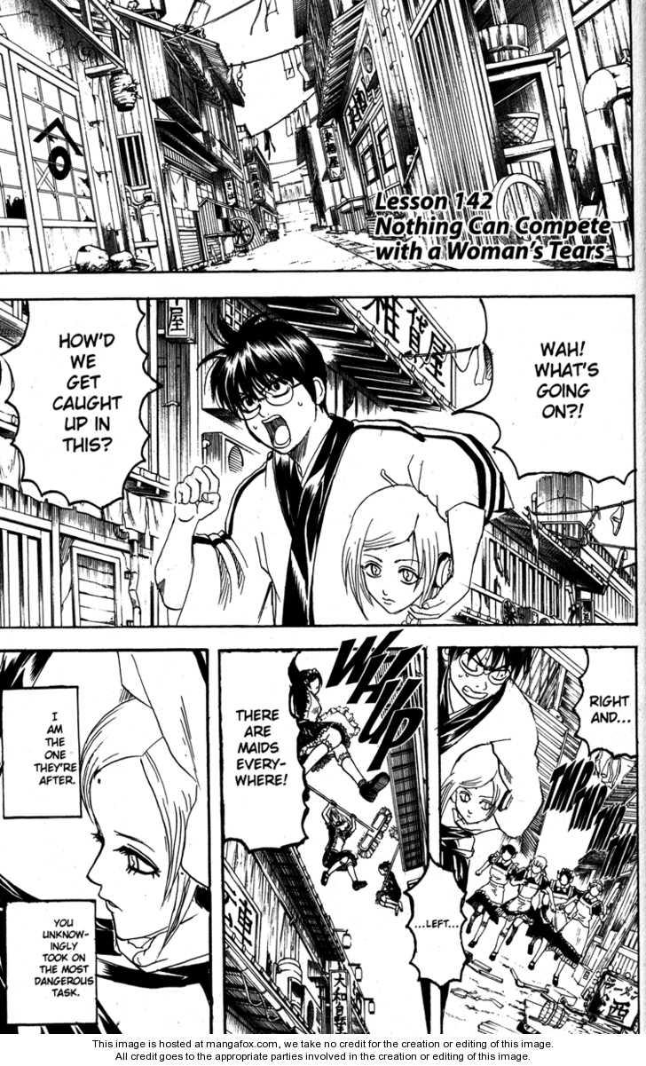 Gintama 142 Page 1