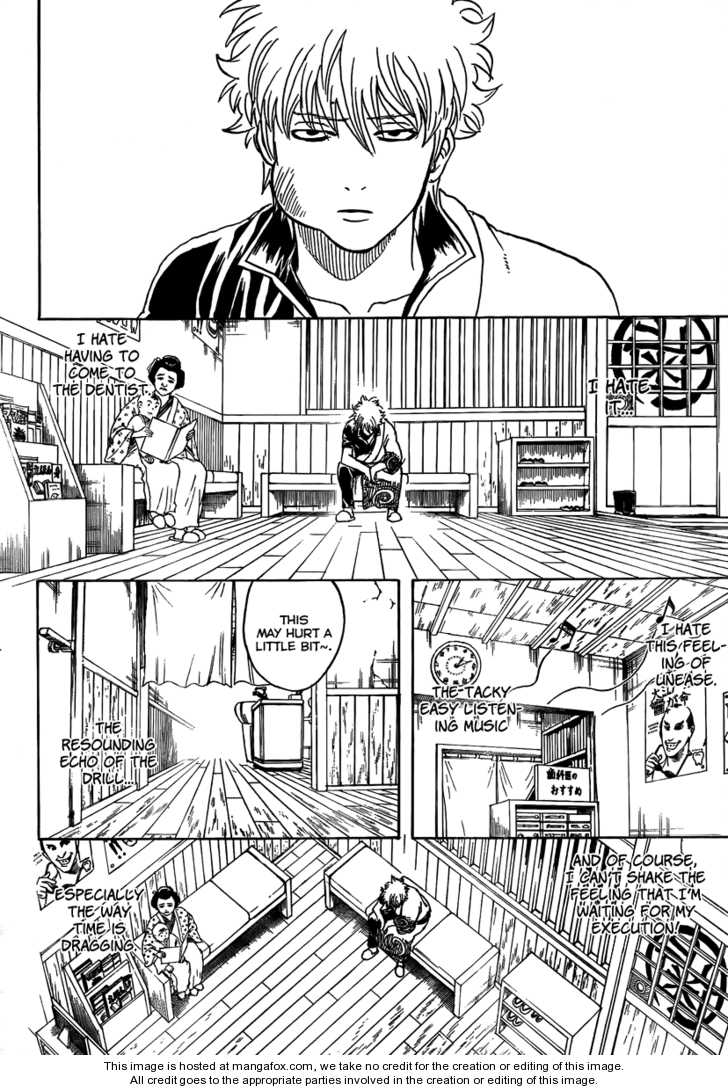 Gintama 263 Page 4