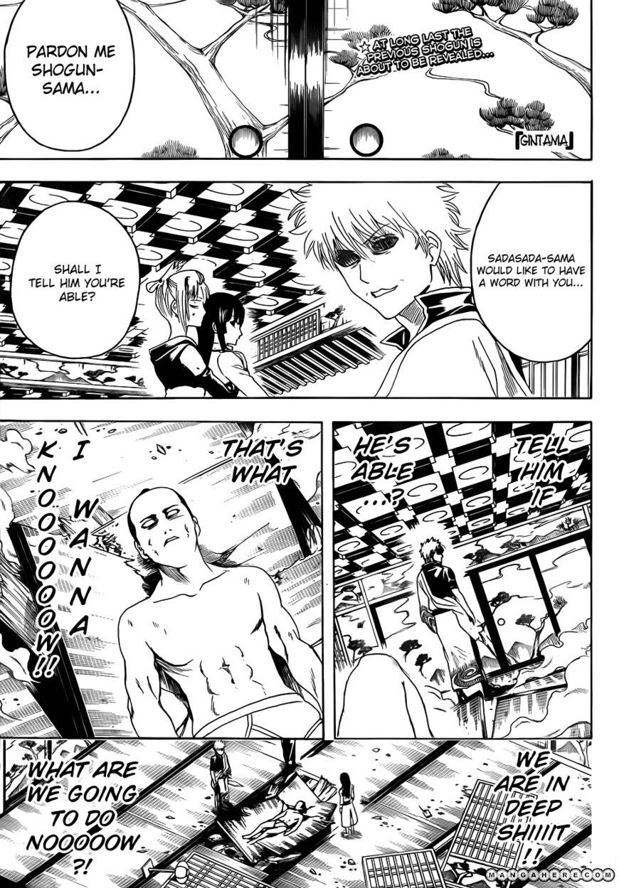 Gintama 388 Page 1