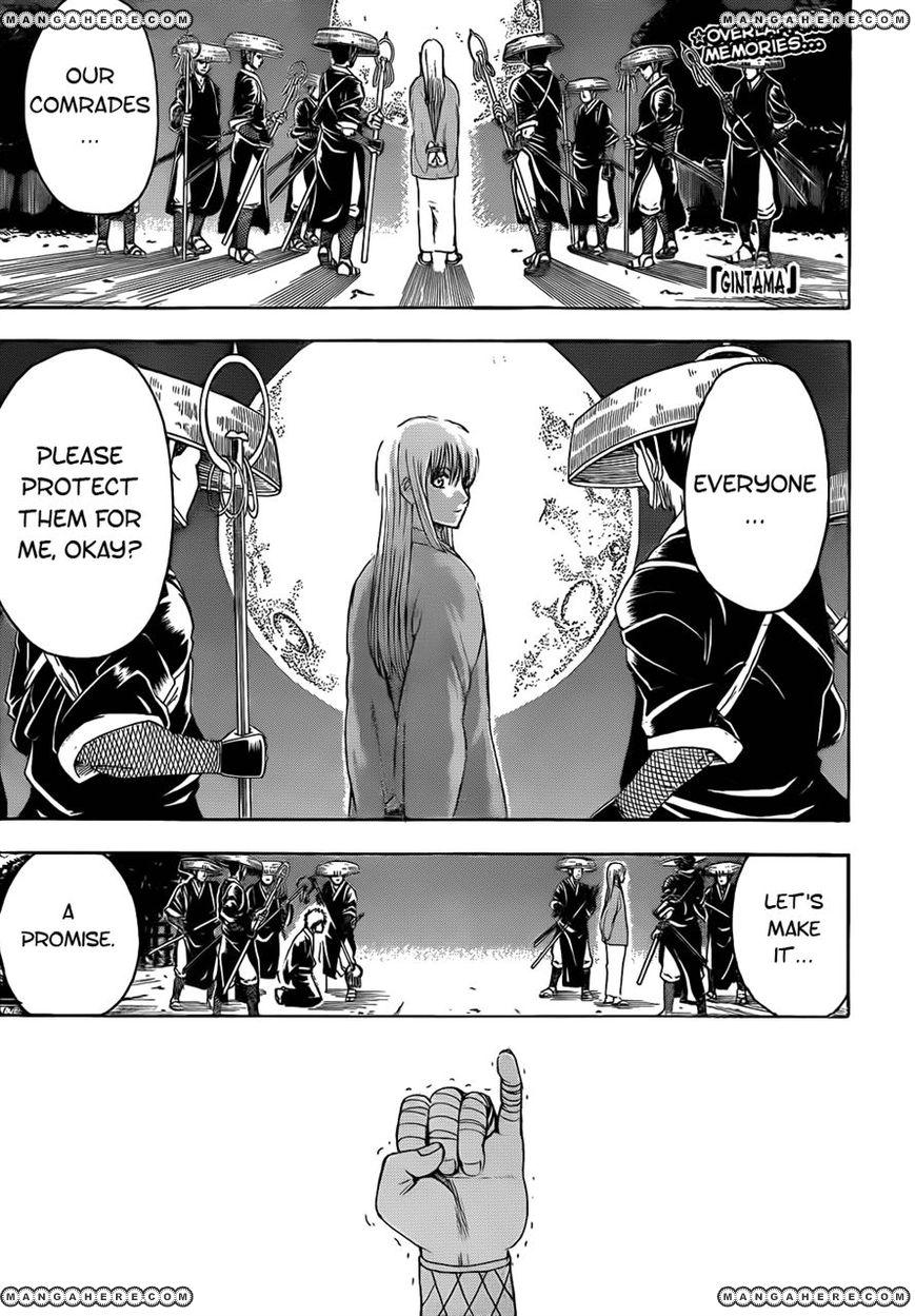 Gintama 397 Page 1