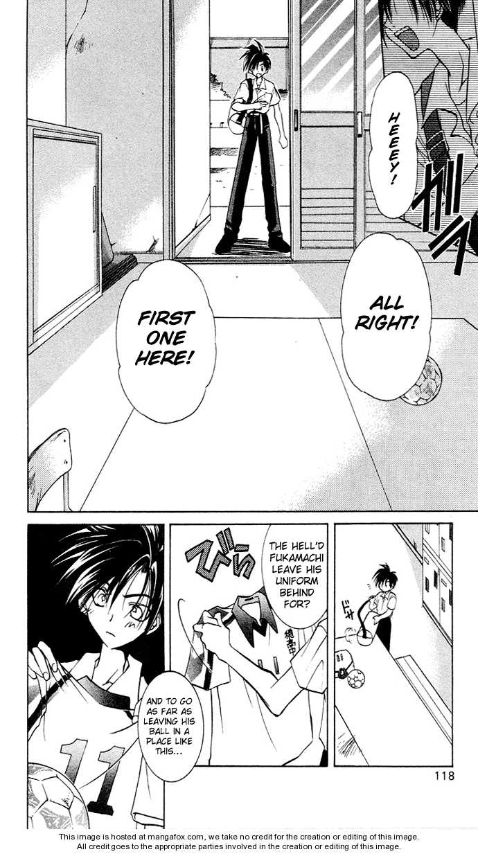Get! (AZUMA Mayumi) 7 Page 2