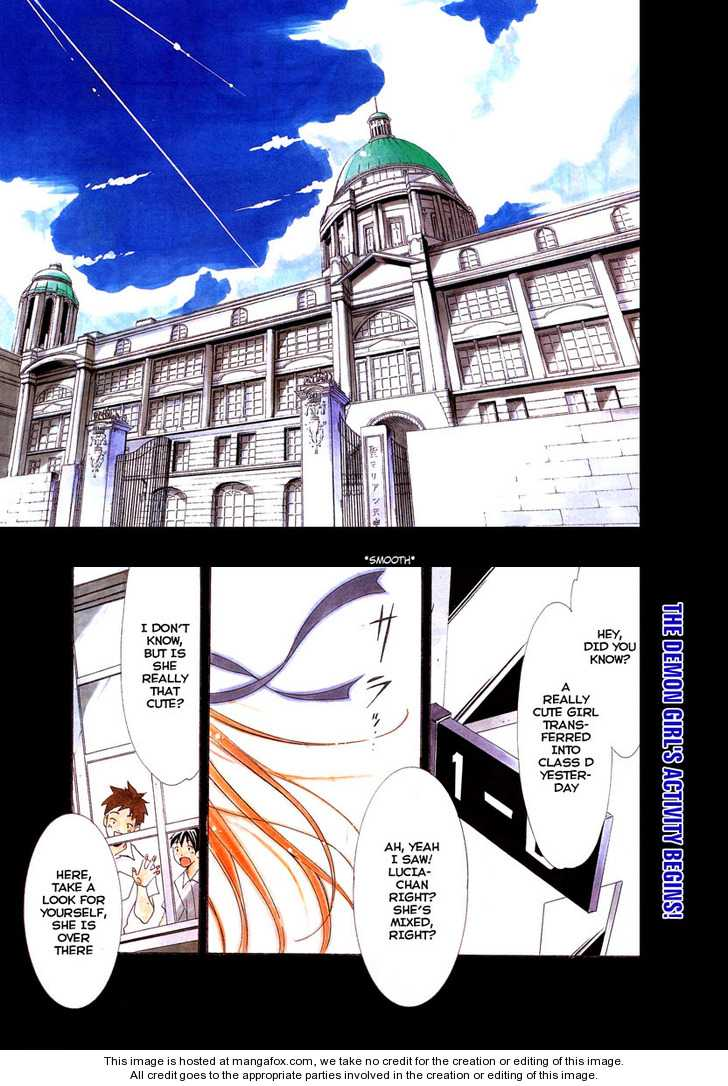 Princess Lucia 2 Page 1