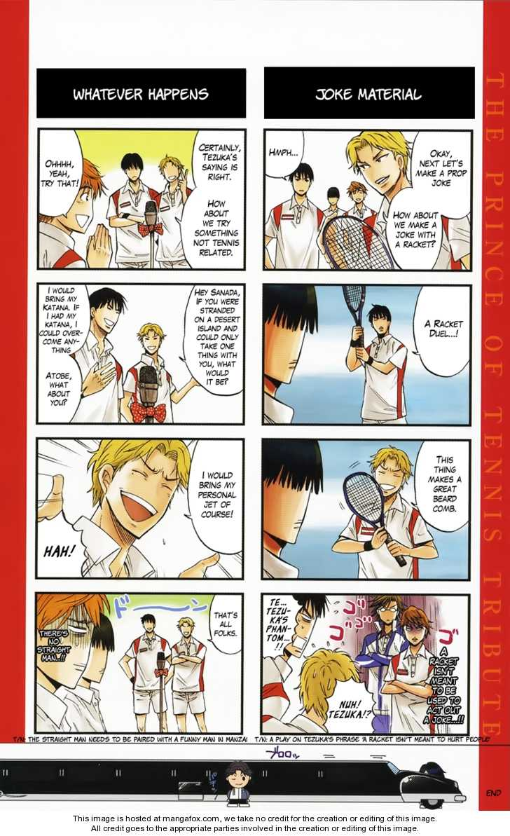 New Prince of Tennis 18.3 Page 2