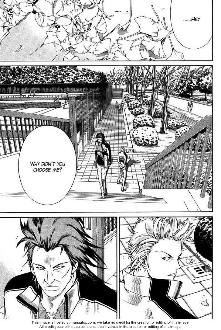 New Prince of Tennis 29 Page 1