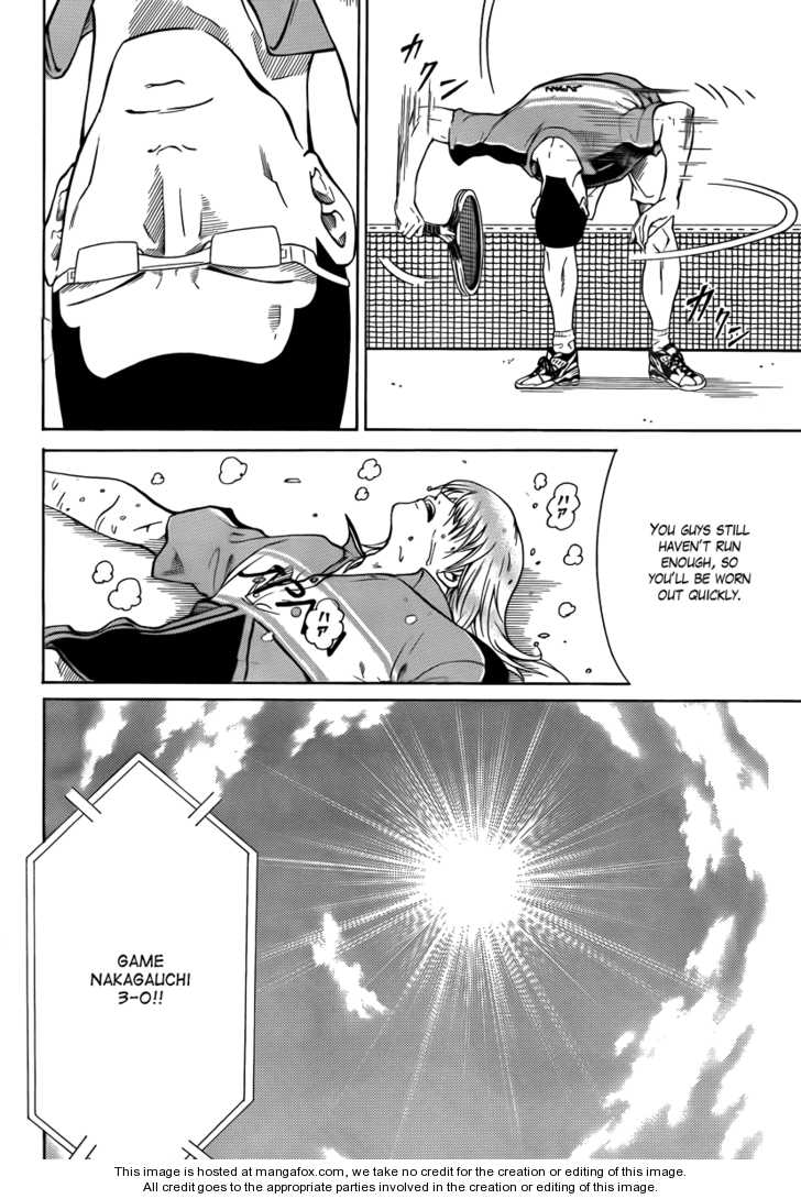New Prince of Tennis 30 Page 3