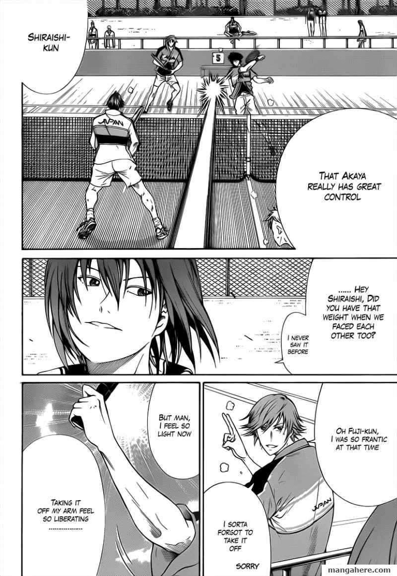 New Prince of Tennis 34 Page 2