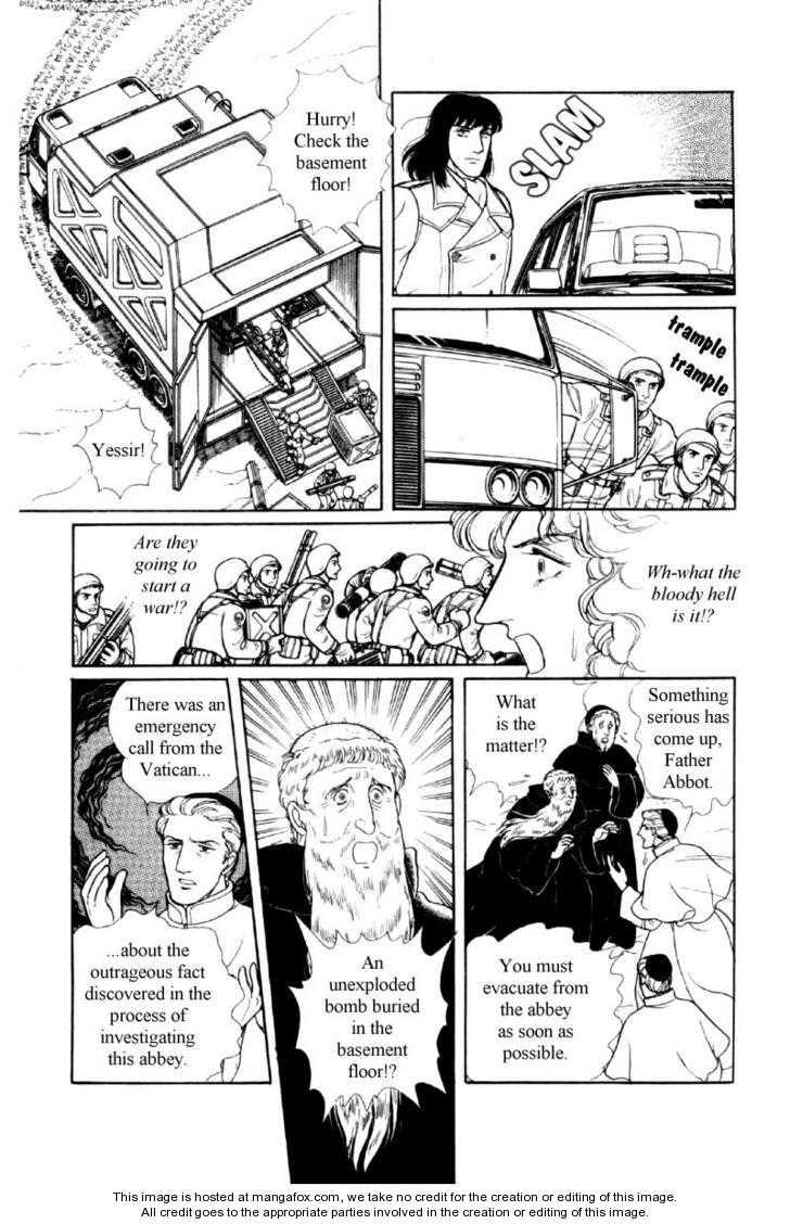 Eroica Yori Ai wo Komete 12.2 Page 1