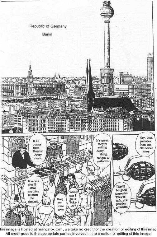 Eroica Yori Ai wo Komete 2 Page 3