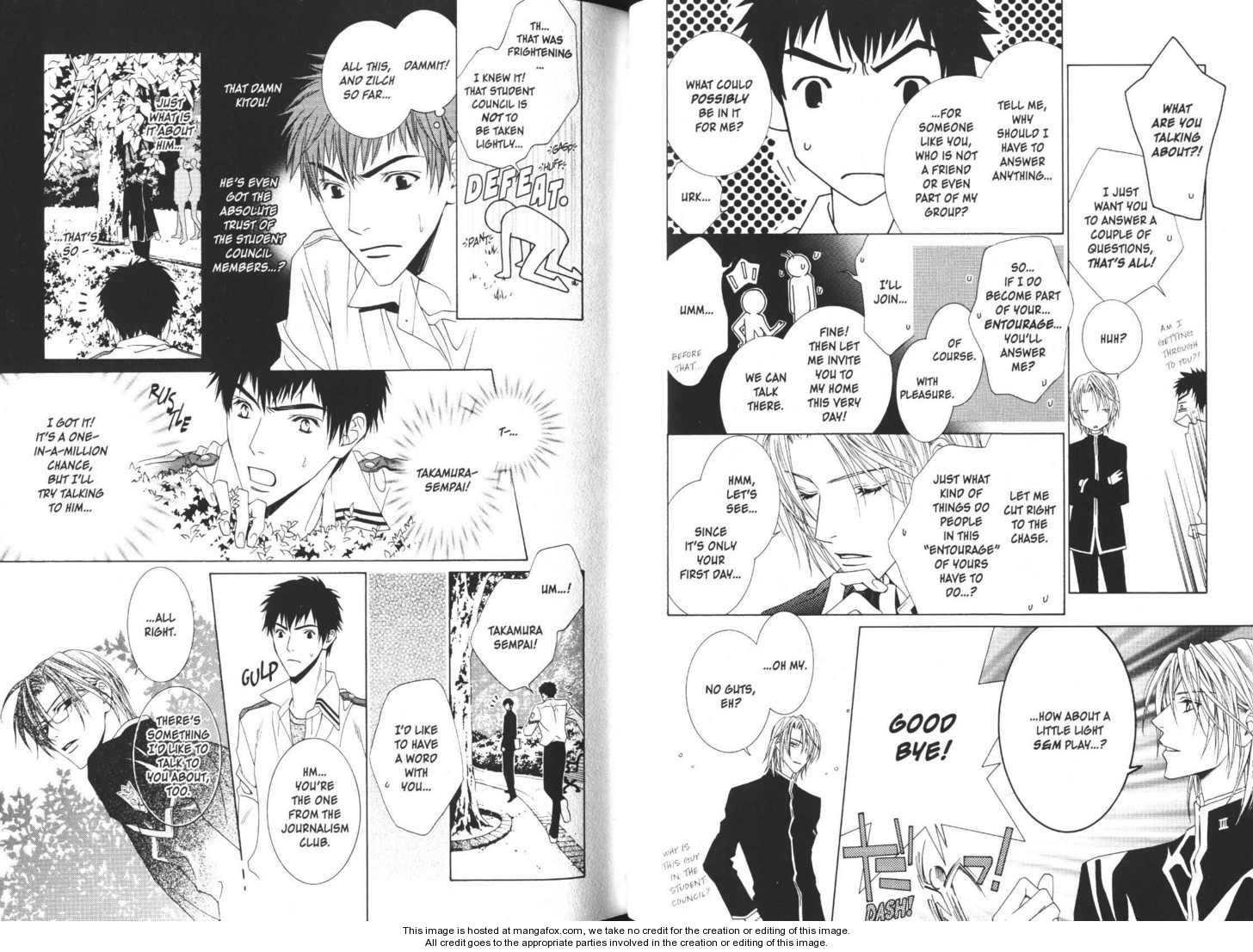 Toumei Shounen 1.2 Page 2