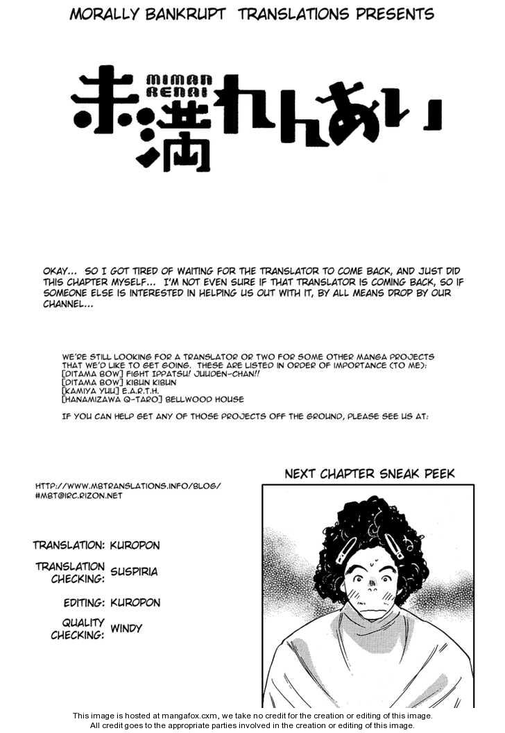 Miman Renai 7 Page 1