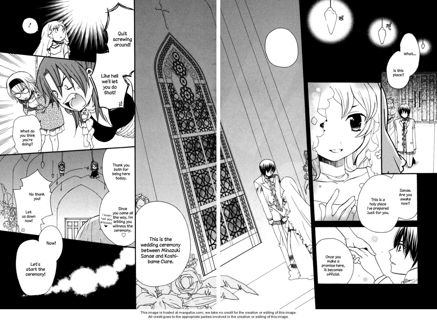 Amanin Shoujo Azuki 7 Page 2
