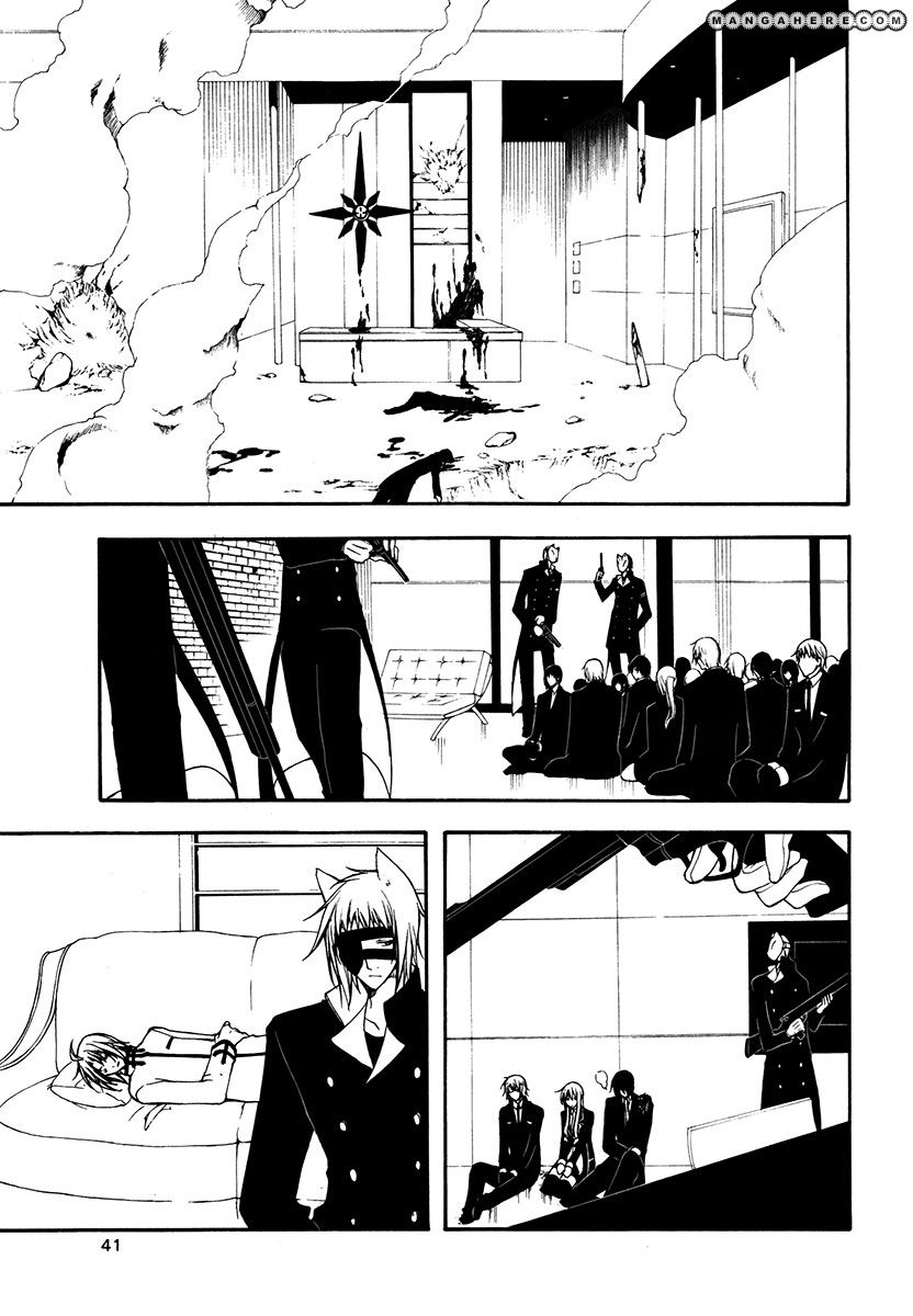 Bloody Cross 25 Page 2