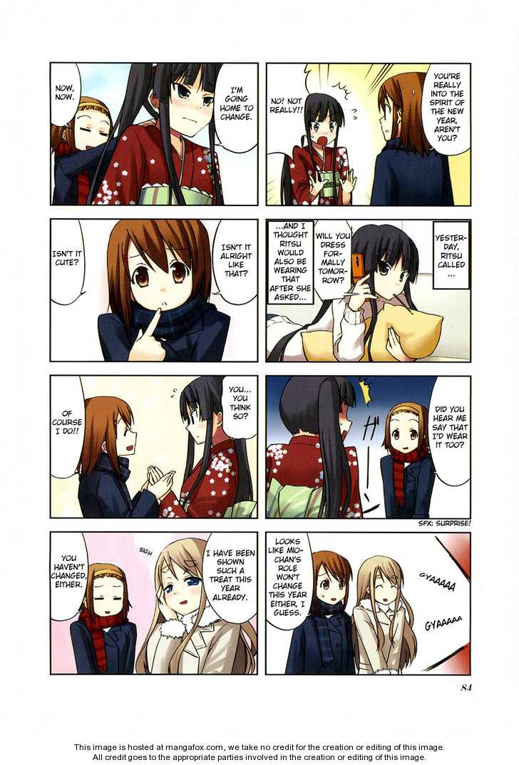 K-ON! 10.5 Page 2