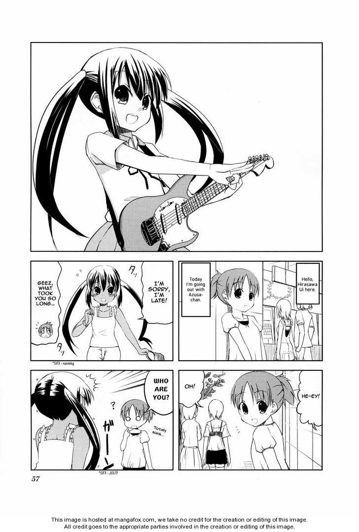 K-ON! 7 Page 1