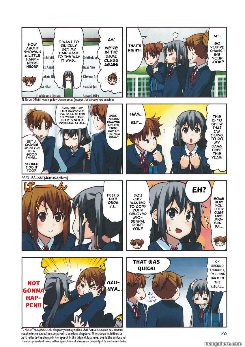 K-ON! 2 Page 2