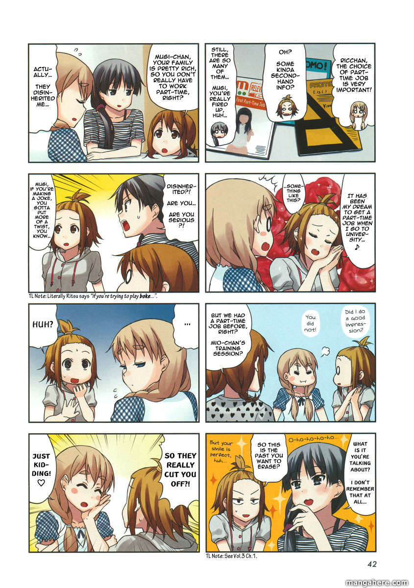 K-ON! 7 Page 2