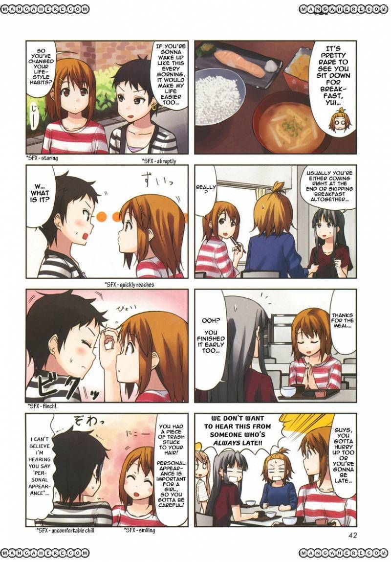 K-ON! 11 Page 2