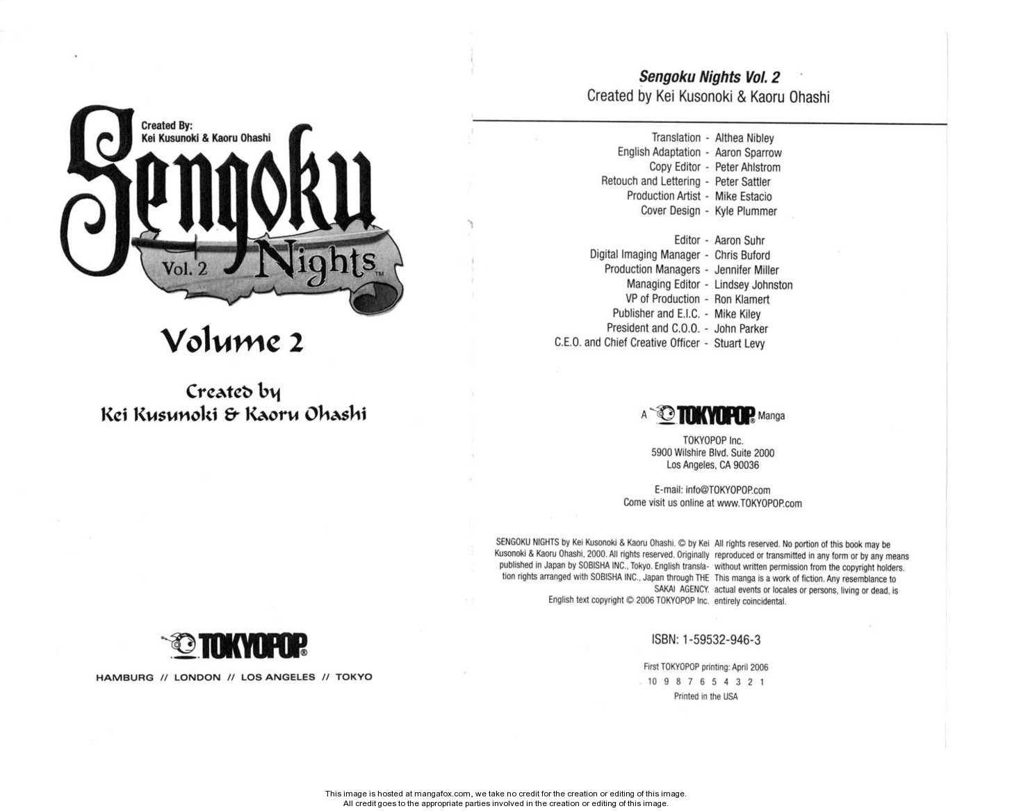 Sengoku Tsukiyo 0 Page 3