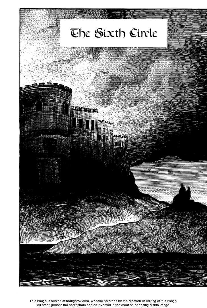 Dante Shinkyoku 9 Page 1