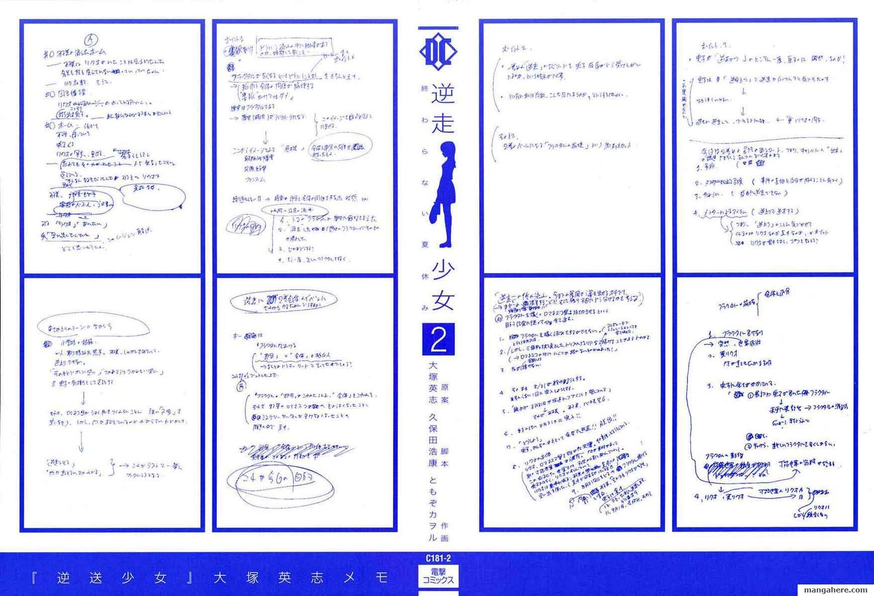 Gyakusou Shoujo 6 Page 3