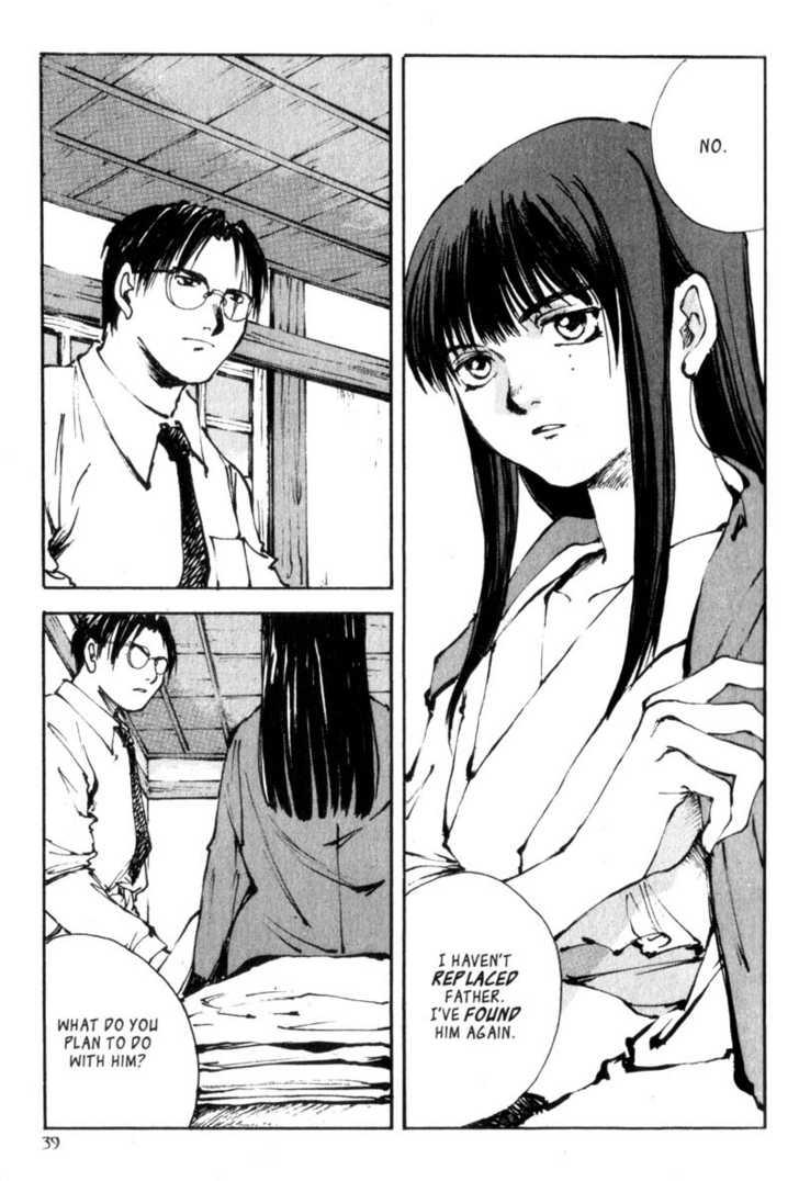Hitsuji no Uta 8 Page 3