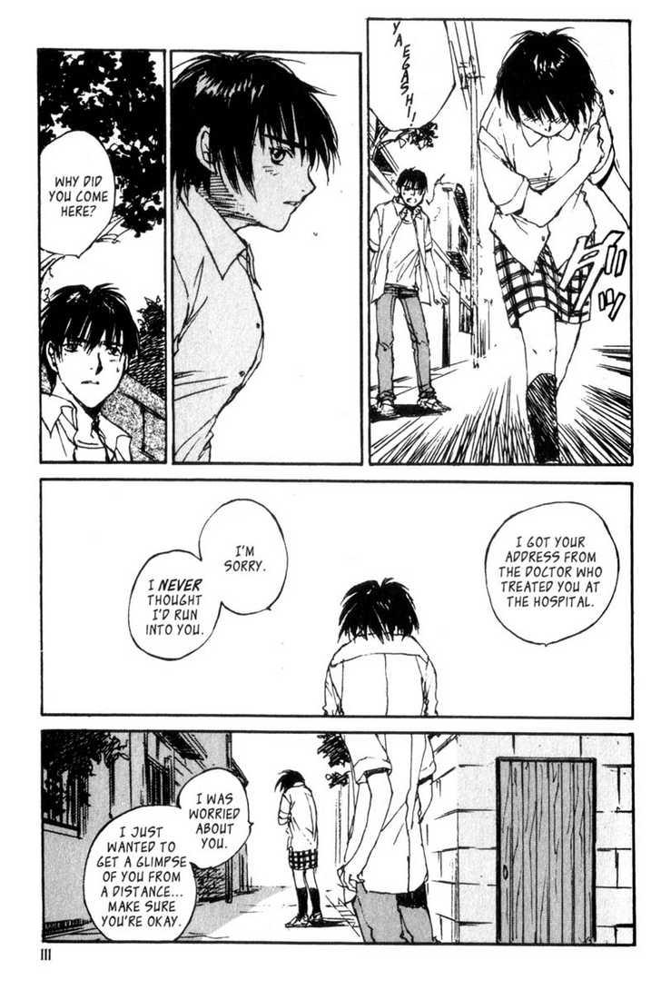 Hitsuji no Uta 32 Page 3