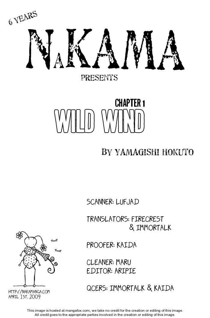 Wild Wind 1 Page 1