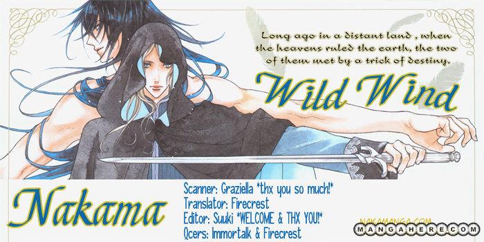 Wild Wind 8 Page 1